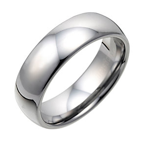 Men's 7mm Tungsten Ring - Product number 6580033