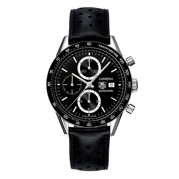 TAG Heuer Carrera Automatic men's chronograph  watch - Product number 6616577