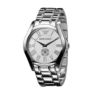 Emporio Armani men's stainless steel bracelet watch - Product number 6619290