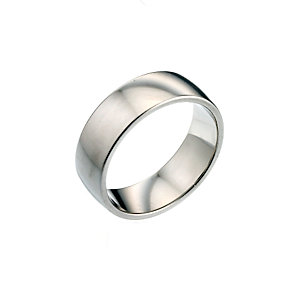 Palladium 950 Super Heavy Weight 7mm Wedding Ring - Product number 6642241