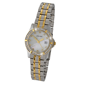Sekonda Twilight Pearl Stone Set Mother Of Pearl Dial Watch - Product number 6679609