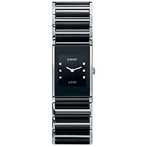 Rado ladies' Integral diamond set watch - Product number 6702279