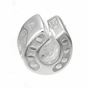 Truth Sterling Silver Horseshoe Charm - Product number 6718612