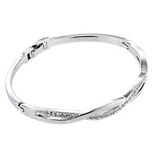 Oliver Weber Crystal Weave Bangle - Product number 6721885