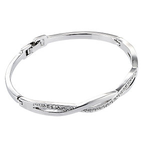 Oliver Weber Crystal Weave Bangle - Product number 6721885