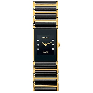 Rado ladies' Integral diamond set watch - Product number 6743420