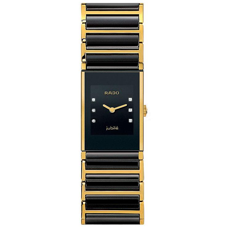 Rado ladies' Integral diamond set watch - Product number 6743420