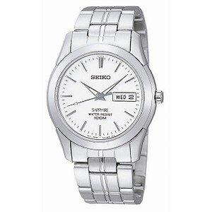 Seiko Sapphire Men's Stainless Steel Bracelet Watch - Product number 6743455