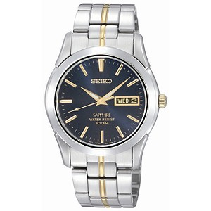Seiko Sapphire Men's Stainless Steel Bracelet Watch - Product number 6743463