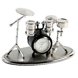 Drum Kit Clock - Product number 6745490