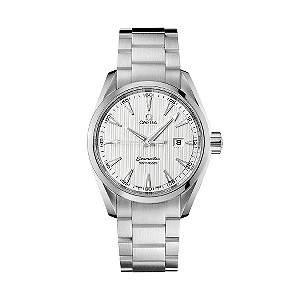 Omega Seamaster men's stainless steel bracelet watch - Product number 6762891
