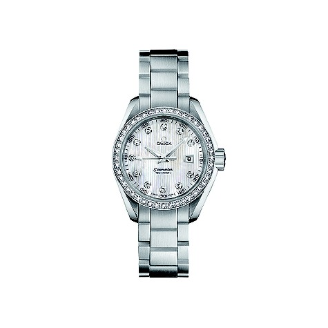 Omega Seamaster ladies