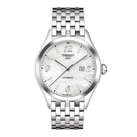 tissot T-One ladies automatic bracelet watch product image