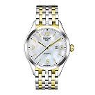 Tissot T-One ladies' automatic two colour bracelet watch - Product number 6764800