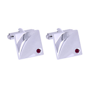 Bond Ruby Cufflinks - Product number 6781225