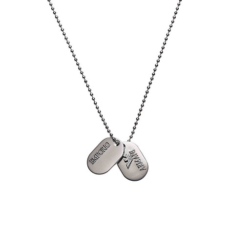 Armani Dog Tags Uk