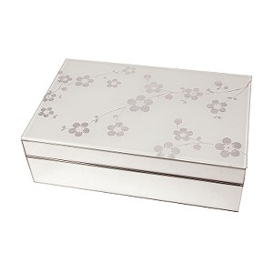 Dulwich Designs Classic Collection Med Glass Jewellery Box - Product number 6792863
