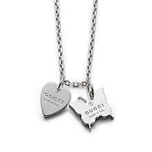 Gucci Necklace with engraved Gucci trademark - Product number 6793428