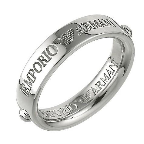 emporio silver rings