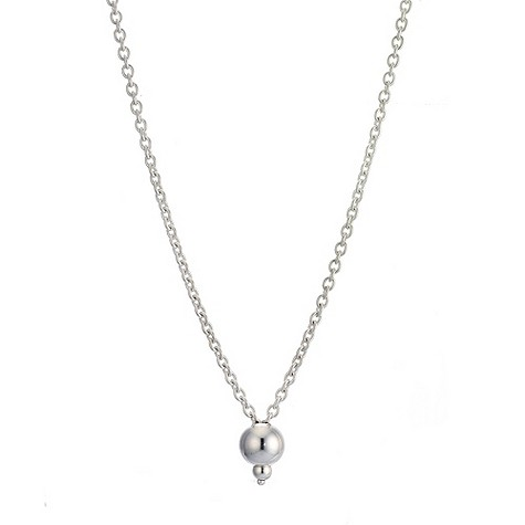 chamilia sterling silver drop necklace 91cm or 36 product image