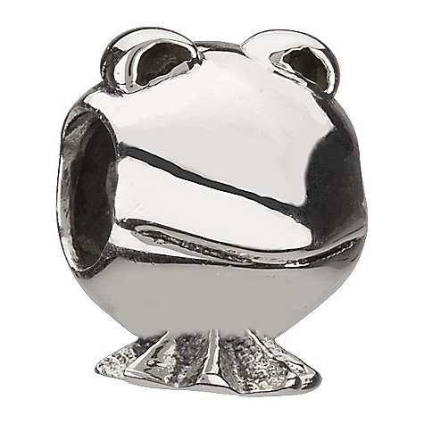 Unbranded Chamilia - sterling silver Disney Kermit the
