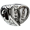 Chamilia - sterling silver Best Friends bead - Product number 6803075