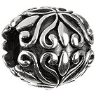 Chamilia - sterling silver floral bead - Product number 6803296