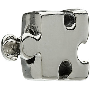 Chamilia - sterling silver puzzle charm - Product number 6803318