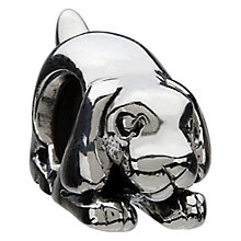 Chamilia - sterling silver dog bead - Product number 6803474