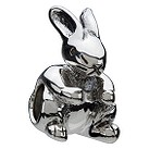 Chamilia - sterling silver bunny bead - Product number 6803547