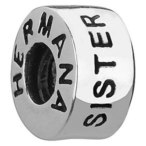 Chamilia - sterling silver sister bead - Product number 6803687