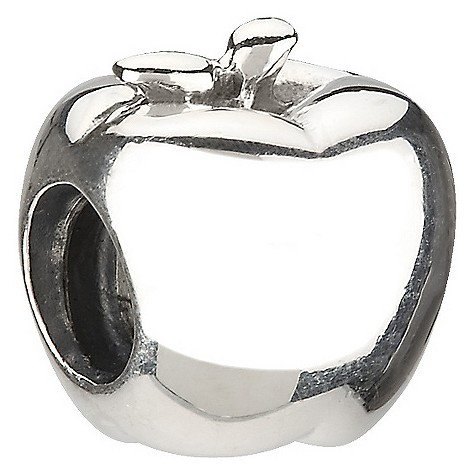 chamilia - sterling silver apple bead product image
