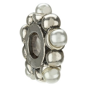 Chamilia - sterling silver imitation pearl bead - Product number 6804144