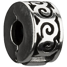 Chamilia - sterling silver swirl freedom lock - Product number 6804918
