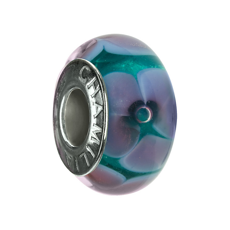 Chamilia - sterling silver and Murano glass bead - Product number 6805345
