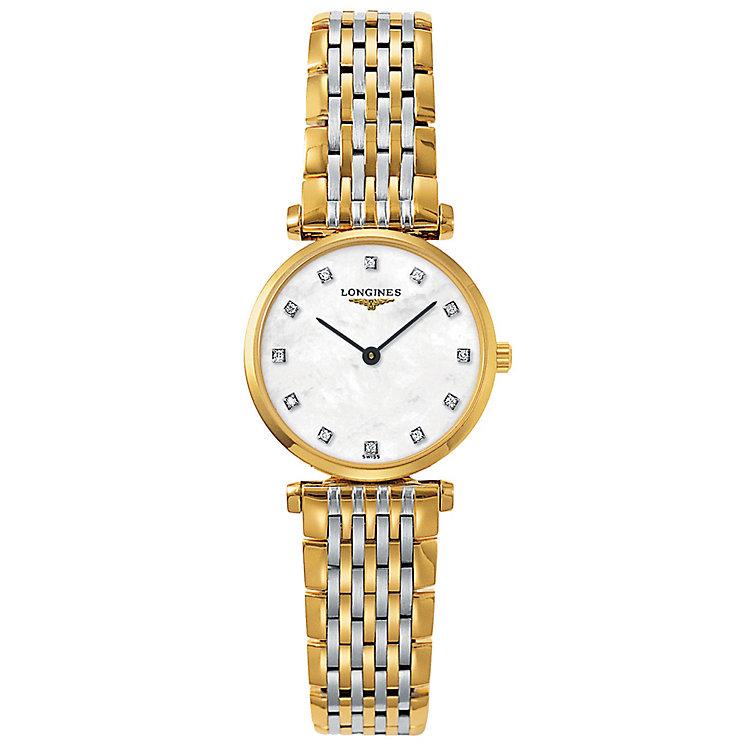Longines La Grande Classique ladies' bracelet watch - Product number 6806317