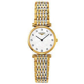 Longines La Grande Classique ladies' bracelet watch - Product number 6806317