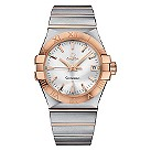 Omega Constellation men's two colour bracelet watch - Product number 6807003