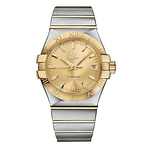Omega Constellation men's bracelet watch - Product number 6807046