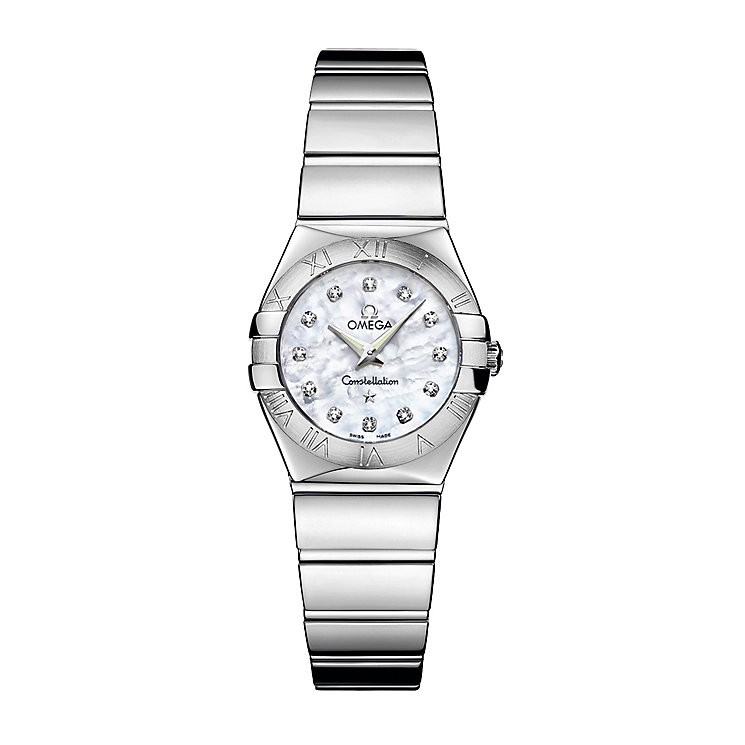 Omega Constellation Quartz ladies' Bracelet watch - Product number 6807062