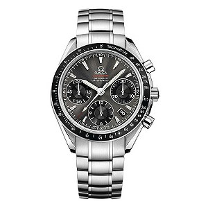 Omega Speedmaster men's grey chronograph watch - Product number 6807194