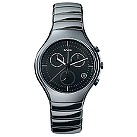 Rado men's platinum ceramic chronograph watch - Product number 6807887