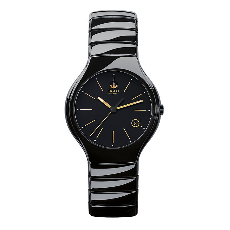 Rado True men's automatic ceramic bracelet watch -L - Product number 6808018