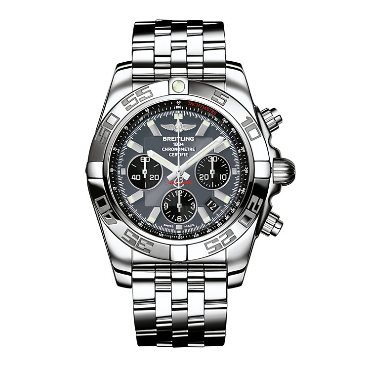 Breitling Chronomat 44 men's stainless steel bracelet watch - Product number 6834426