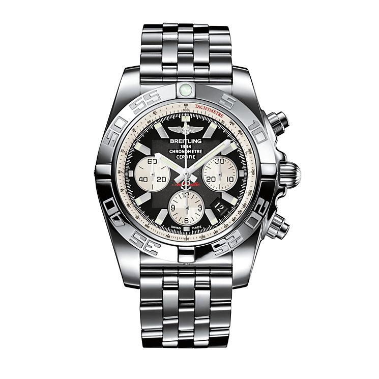 Breitling Chronomat 44 men's stainless steel bracelet watch - Product number 6834442