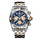 Breitling Chronomat 44 men's stainless steel bracelet watch - Product number 6834485