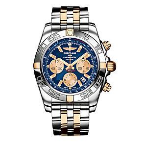 Breitling Chronomat 44 men's stainless steel bracelet watch - Product number 6834485