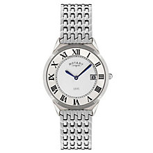 Rotary Men's Stainless Steel Bracelet Watch - Product number 6892159