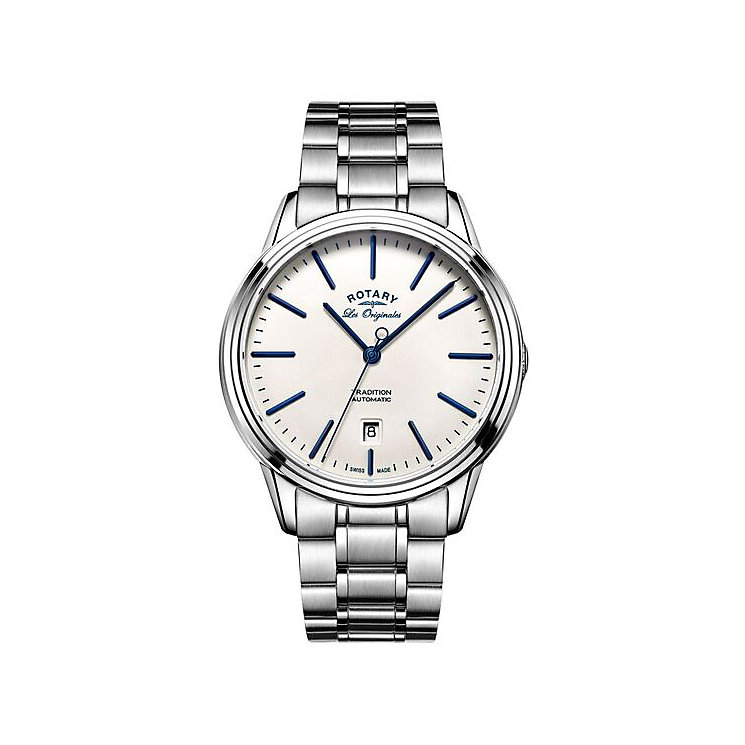 Rotary Gents' Stainless Steel Bracelet Watch - Product number 6892175