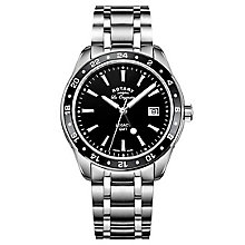 Rotary Gents' Stainless Steel Bracelet Watch - Product number 6892191